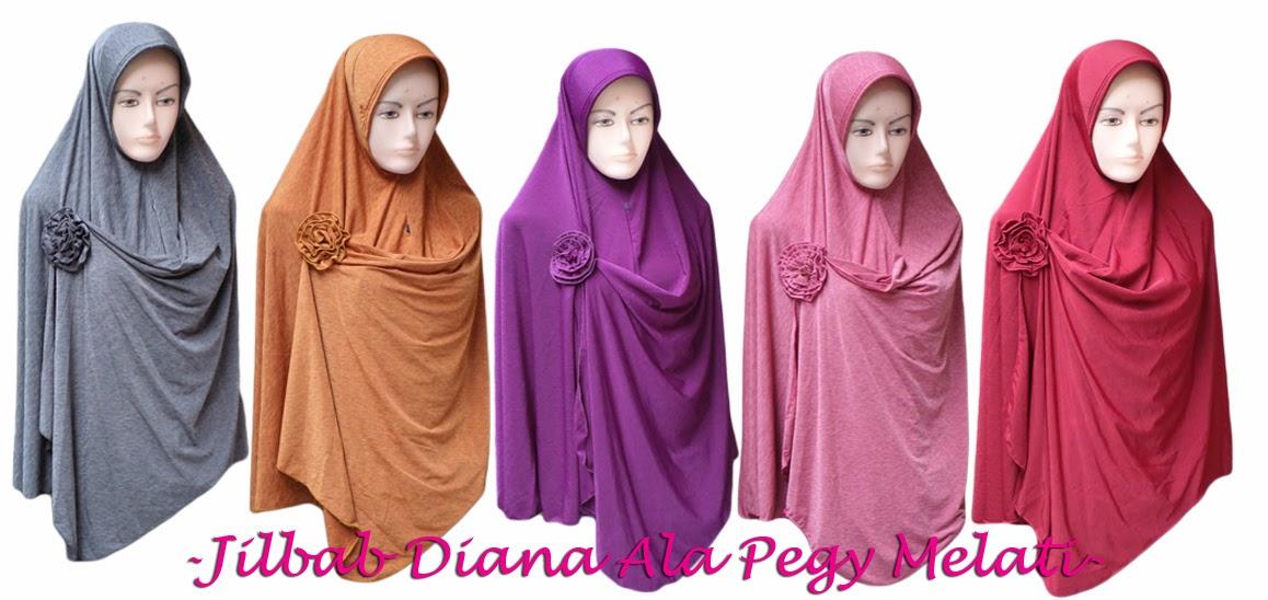 hijab pegy melati sukma