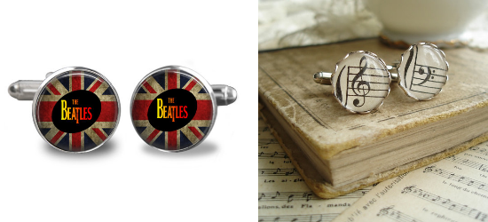 musician groom cufflinks, alternative cufflinks, gemelli alternativi, matrimonio alternativo, alternative wedding