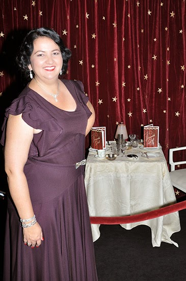 Queen Mary Art Deco Festival Starlight Lounge 1930s by Lady by Choice