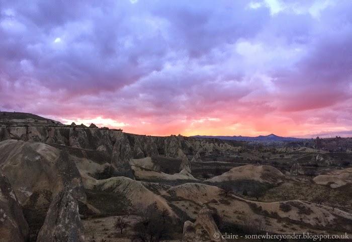 Cappadocia sunset - Turkey