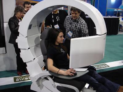 Estação de trabalho do computador do Futuro,movéis ,mesa para computadores