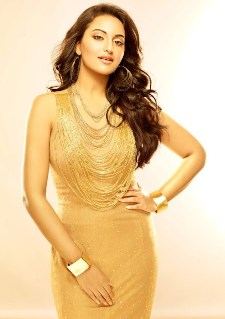 Sonakshi Sinha Hot Photo Shoot for Dabur
