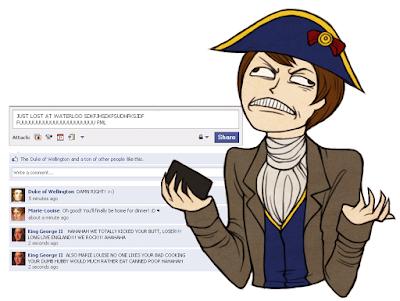Khi 12 cung hoàng đạo xài rồi nghiện Facebook