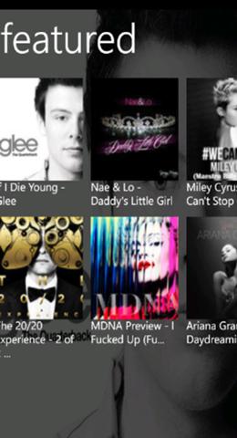 app music downloader wp8
