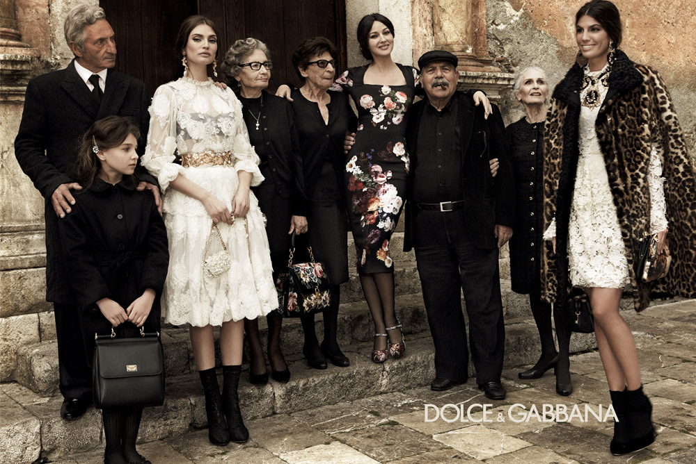 Styl barokowy - Dolce & Gabbana