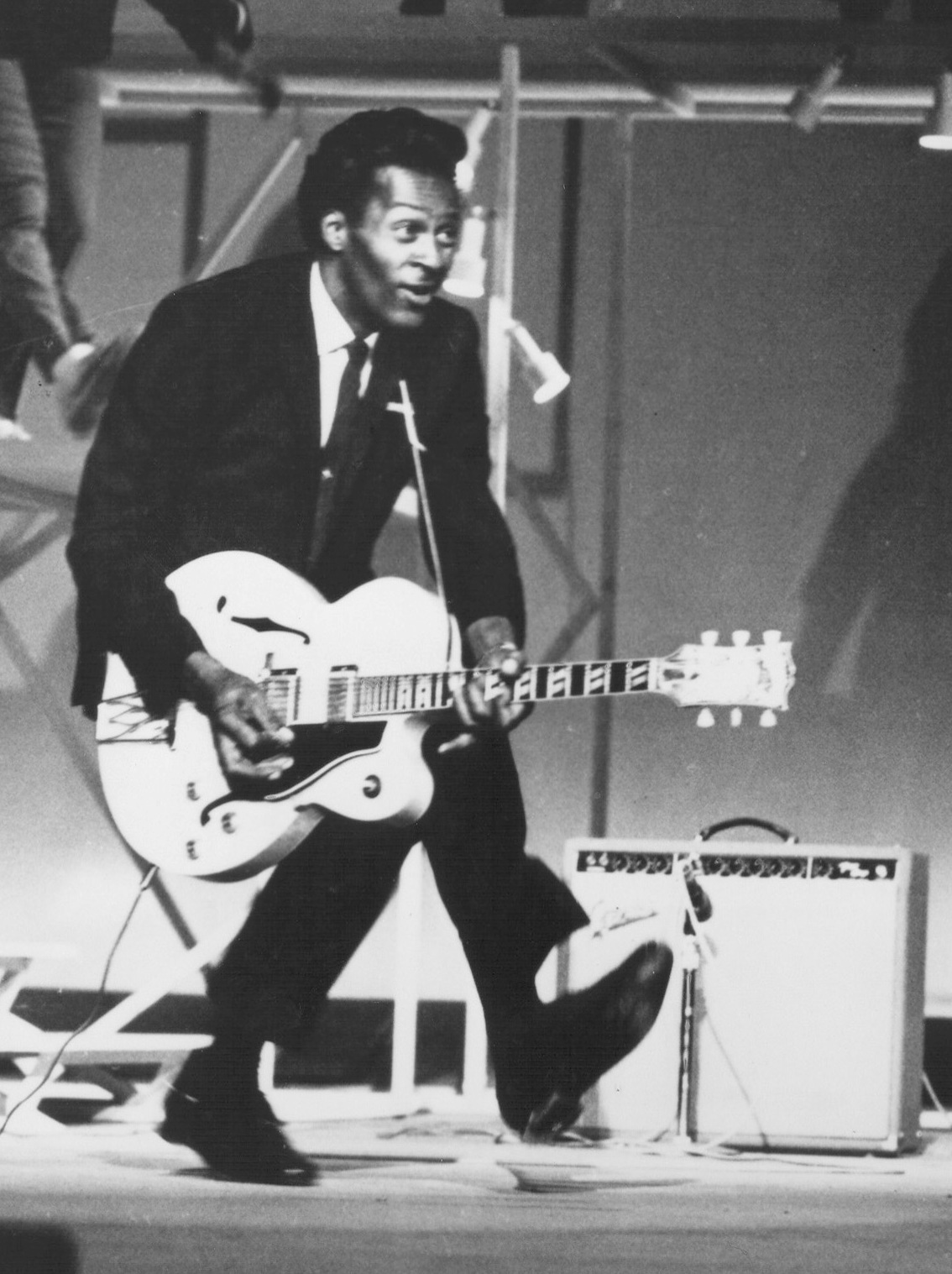 how tall is chuck berry