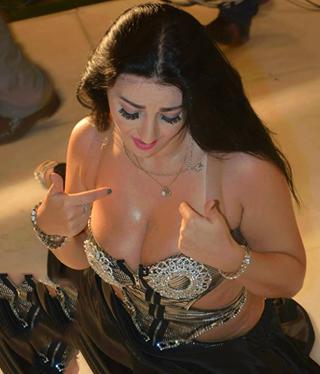 صور صافيناز راقصة قناة دلع 2014