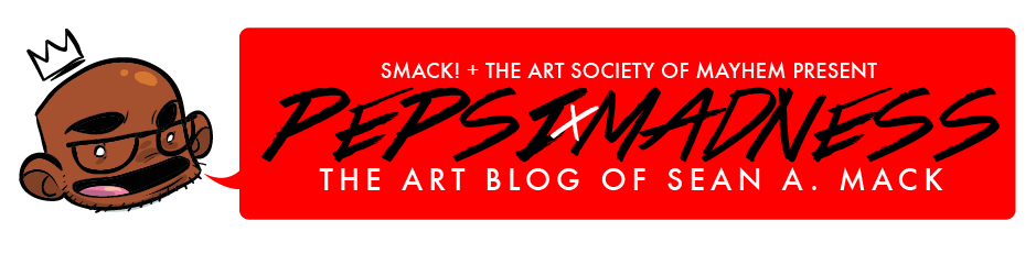 PROJECT MAYHEM  | THE ART OF SMACK!