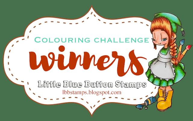 Colouring Challenge-November 2018