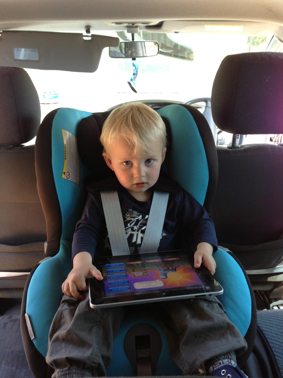 Child Car Seat Laws Sweden