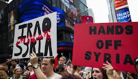 Pesquisas indicam que americanos não querem guerra na Síria