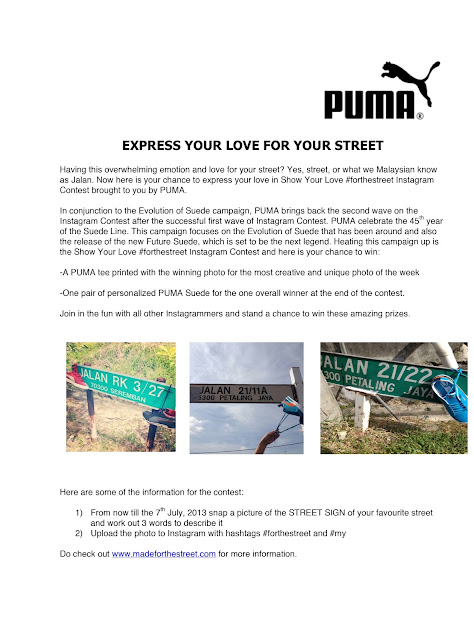 Express You Love for Your Street | PUMA #forthestreet