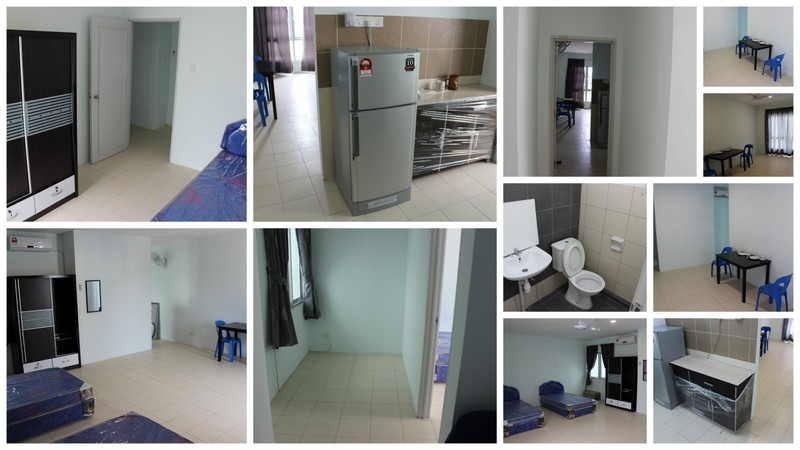 New Apartment for Rent(Kuching, Malaysia)