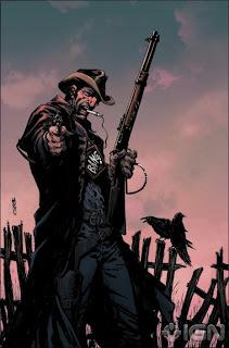 Apenas um Pistoleiro em Deadlands