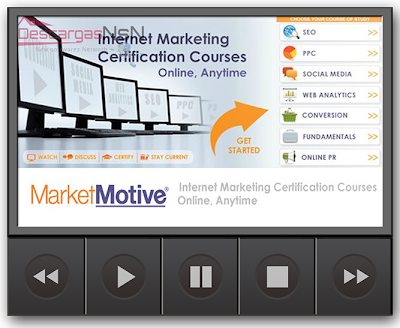 Market Motive: SEO Master Certification Program and SEO Tutorials