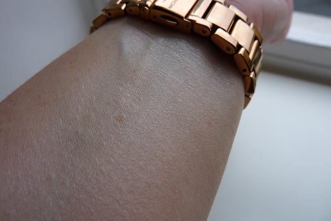 how to get primer off skin