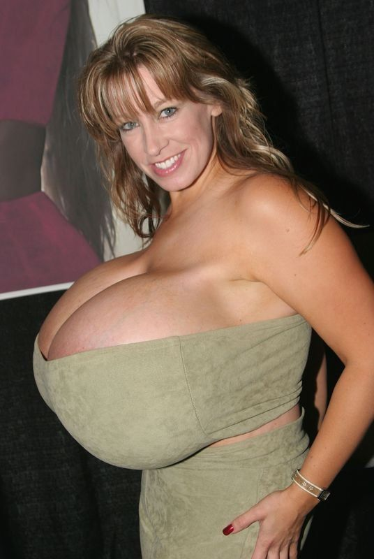 biggest boobs in the world