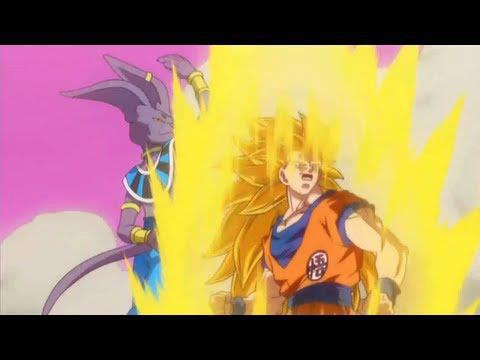 Dragon Ball Z- La batalla de los dioses - pelicula completa