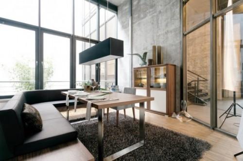 Decoración de interiores: Ideas de Diseño de Comedores Modernos