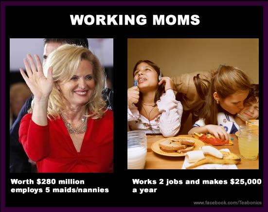 WorkingMoms divers and sundry choosing to be a stay at home mom