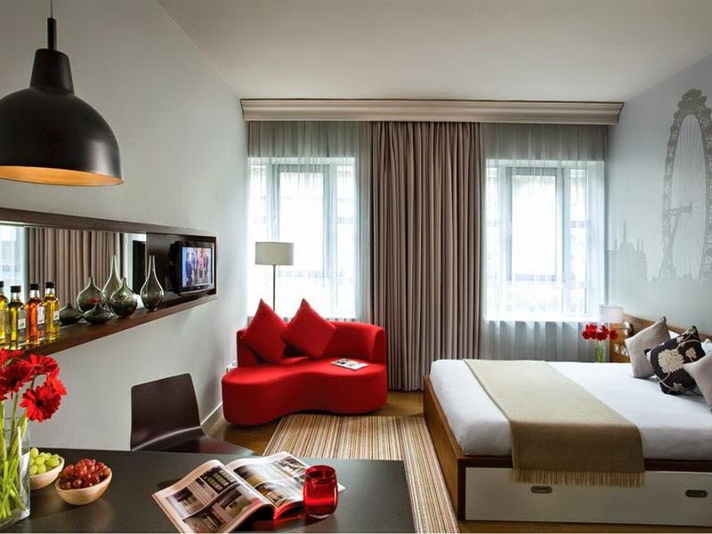 tempat tidur minimalis cantik