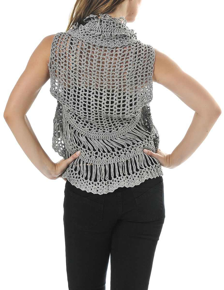All About Crochet : Crinochet: All about Crochet Vests