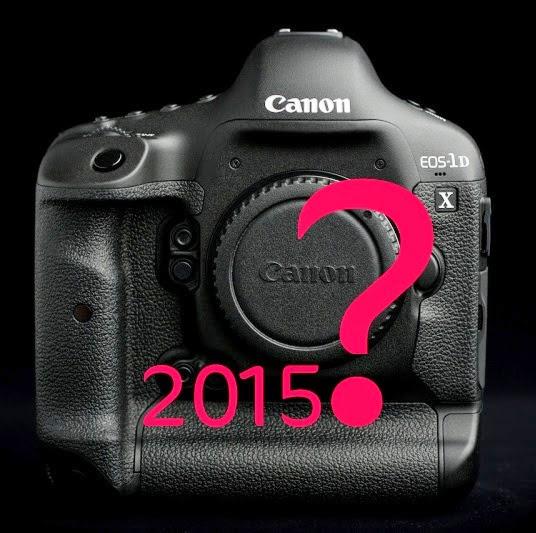 كاميرا جديدة من كانون بـ 50 ميجا بكسل لسنة 2015