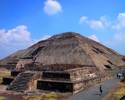 Ritual Pengorbanan Manusia Bangsa Maya Kuno