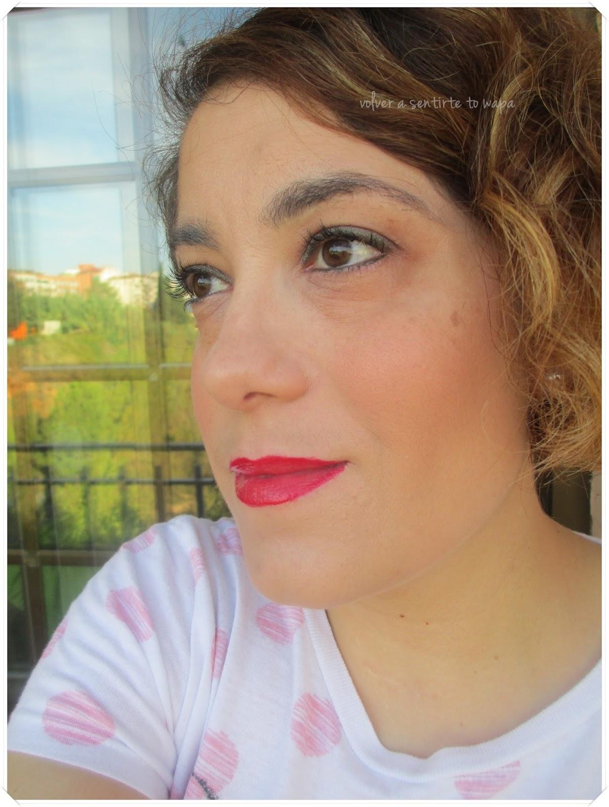 05 Outrageous Rouge Extreme Liquid Lipstick de SEPHORA - Volver a Sentirte to Wapa