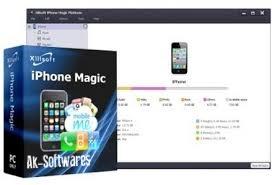 Xilisoft iPhone Magic Platinum v5.4.10 build 20130320 Incl Crack