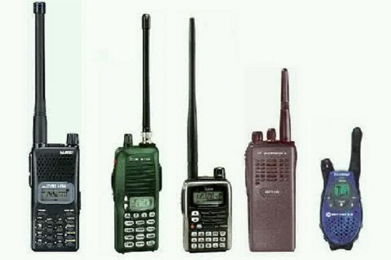 HT HANDY TALKY  & WT WALKY TALKY