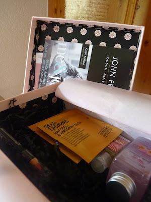 glossybox, box beauté, abonnement, beauté, make up, maquillage, glossy