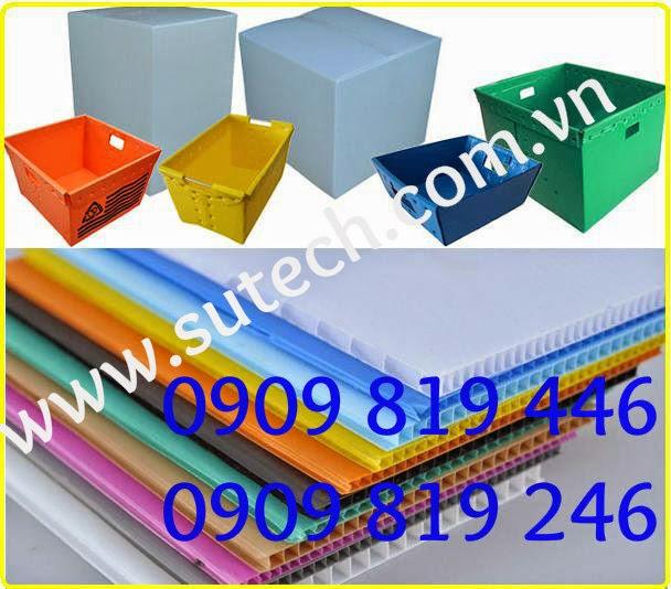 thùng nhựa carton