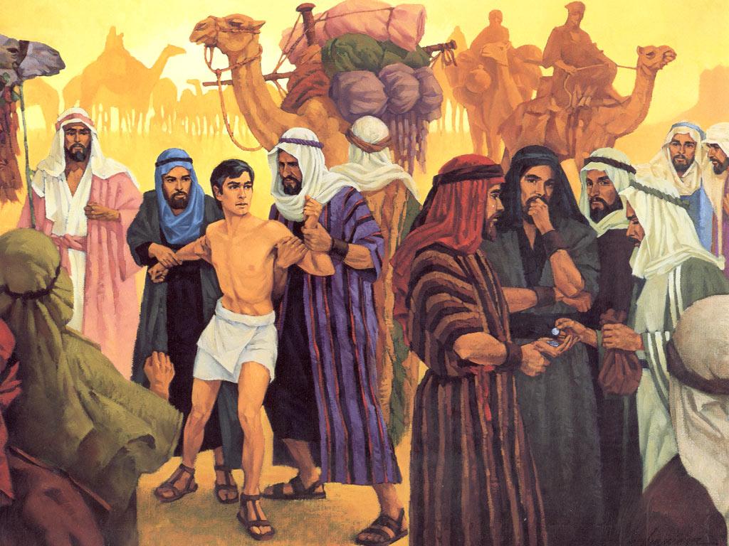 Joseph and his dream coat