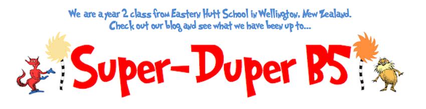 Super-Duper B5