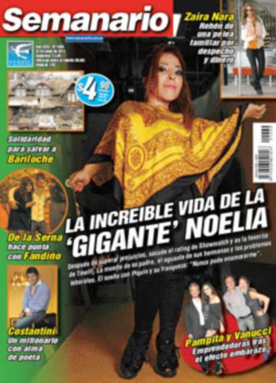 Tapas de revistas caras hola y semanario noticu ntalo for Revistas argentinas de farandula