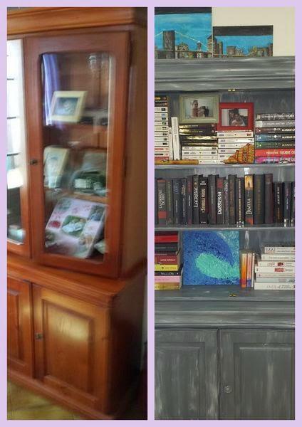 avant apres  moderniser une bibliotheque