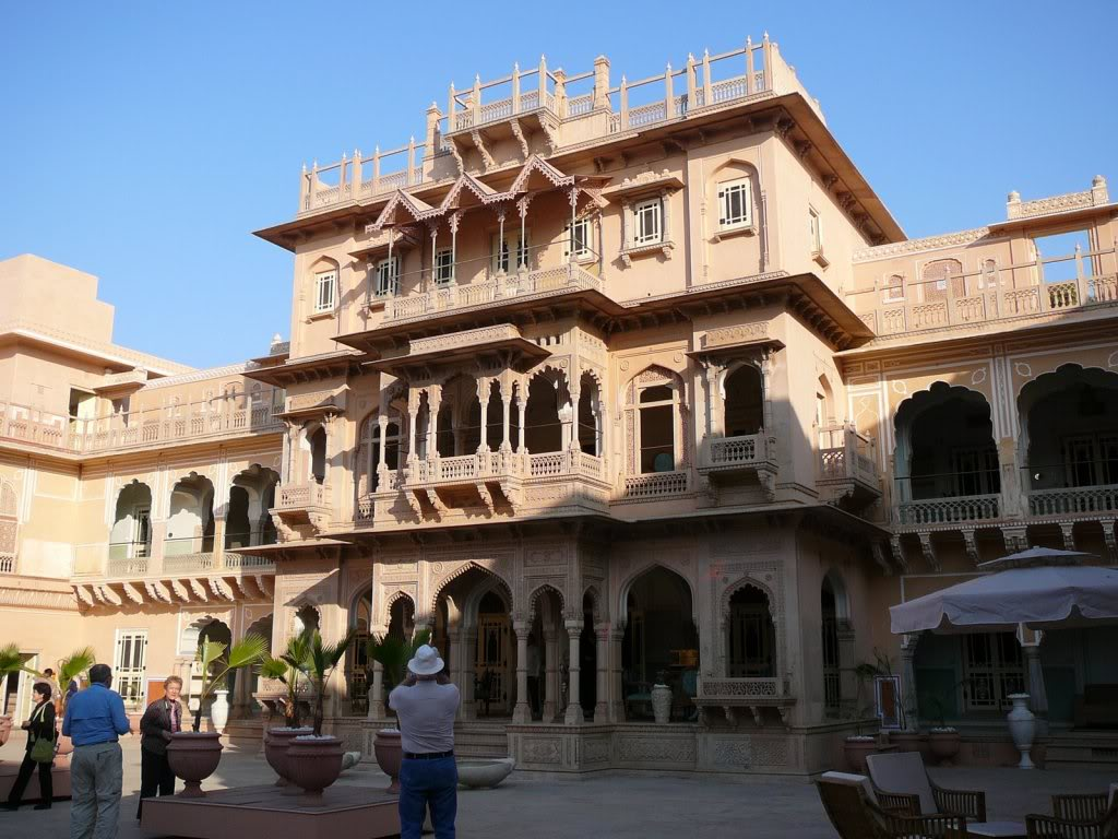 Chomu India  City pictures : Chomu Palace, Chomu, Rajasthan ~ Popular Temples of India