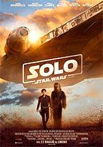 an Solo fa amicizia con il suo futuro copilota, il poderoso Chewbacca e...