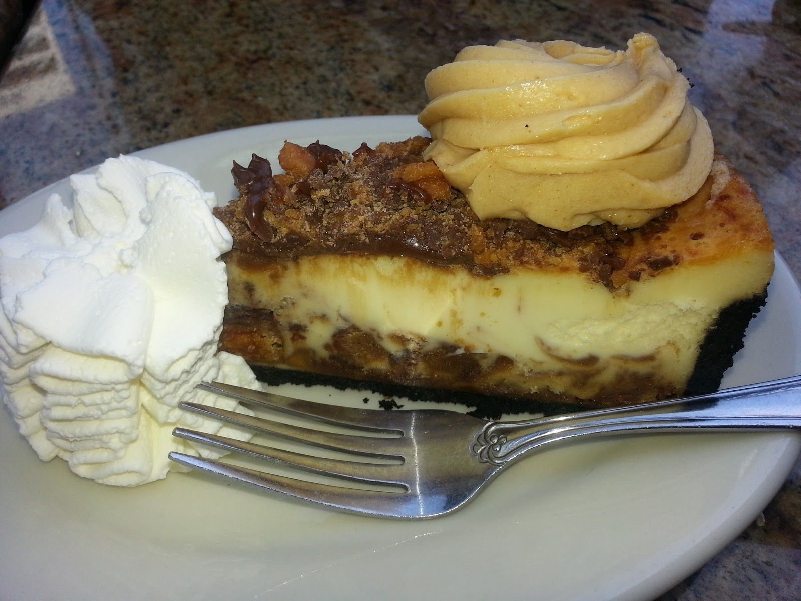 Eat Drink And Be Me: Review of The Cheesecake Factory