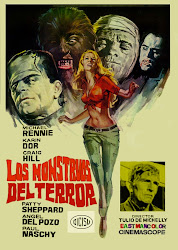 Los monstruos del terror (1970) Descargar y ver Online Gratis