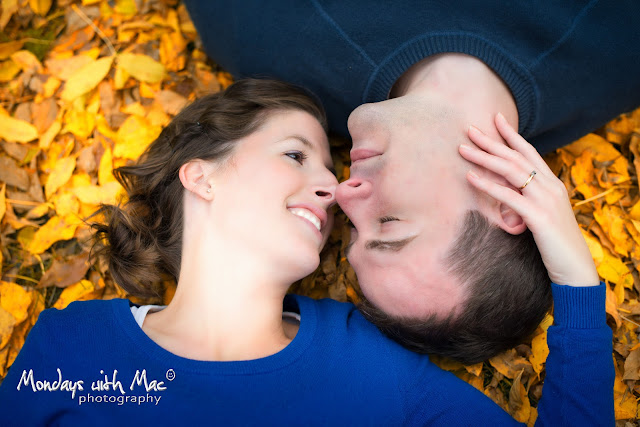 Ottawa photographers engagement pictures park