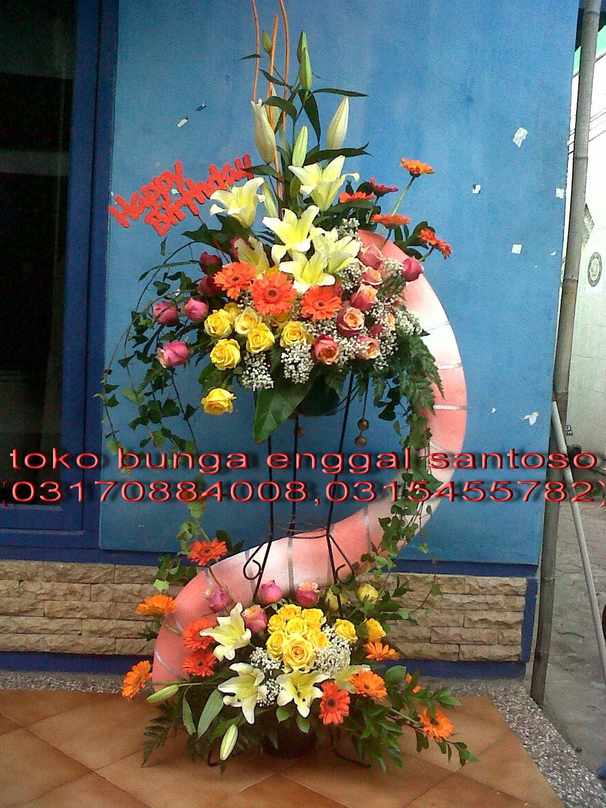 standart bunga segar