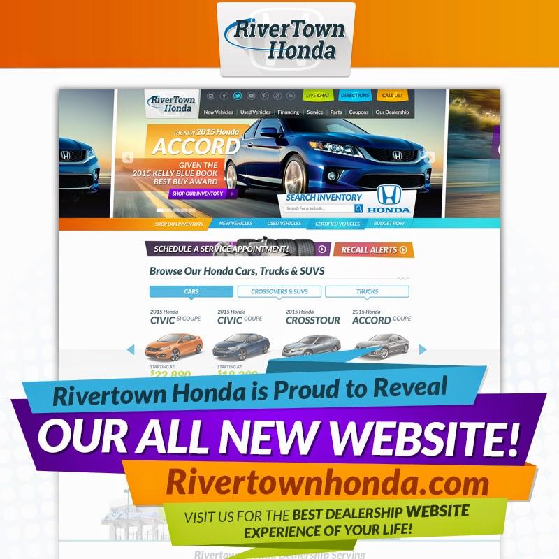 New RiverTown Honda Website Is LIVE!