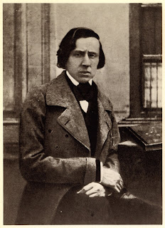 Last Photograph of Fryderyk Chopin, 1848
