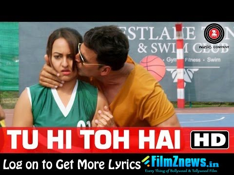 Tu Hi Toh Hai - Holiday (2014) HD Music Video Watch Online