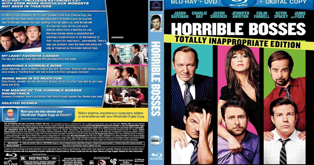 Horrible Bosses (2011).brrip 480p Dual Audio [hindi english] By K@rtik [exd Exclusive] 15golkes