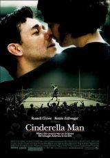 """Carátula del DVD """"Cinderella Man"""""""