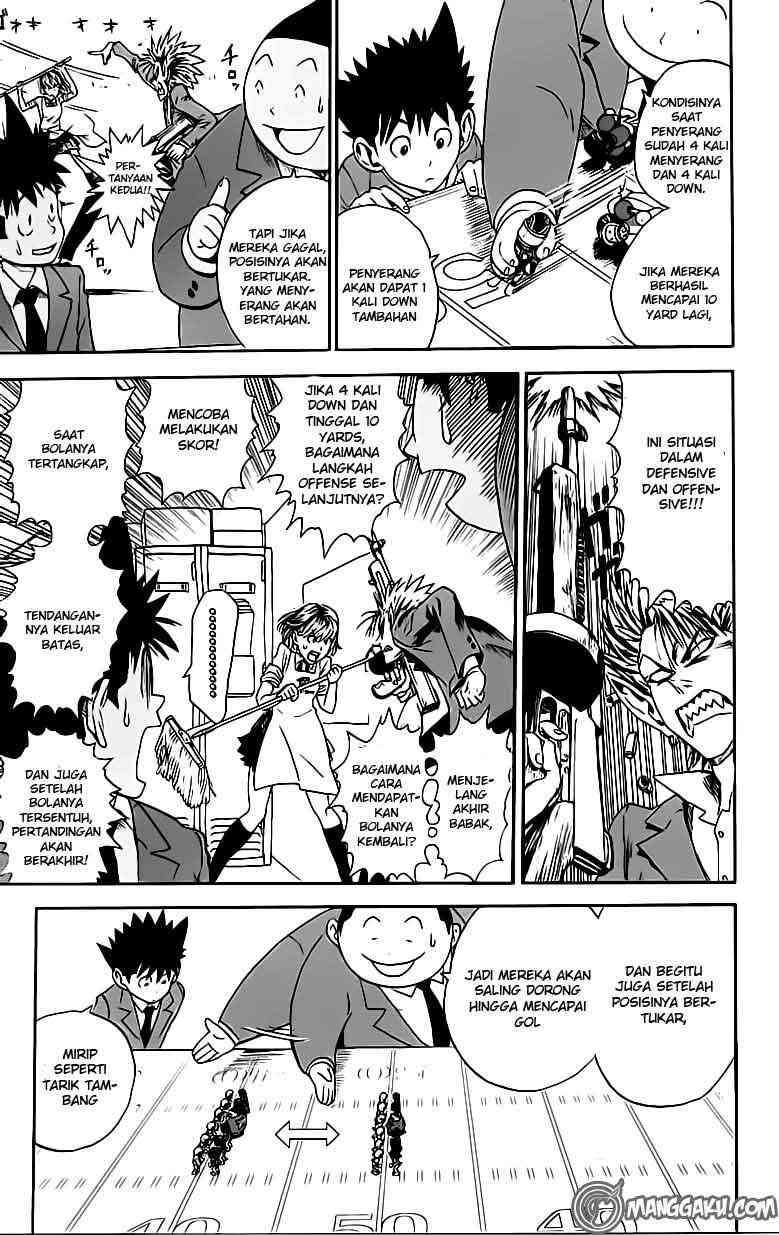 Komik eyeshield 21 009 - orang terkuat 10 Indonesia eyeshield 21 009 - orang terkuat Terbaru 13|Baca Manga Komik Indonesia|