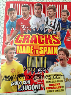 Cracks Made in Spain Portada